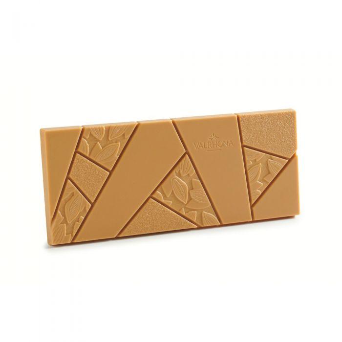 tableta dulcey 35% por valrhona