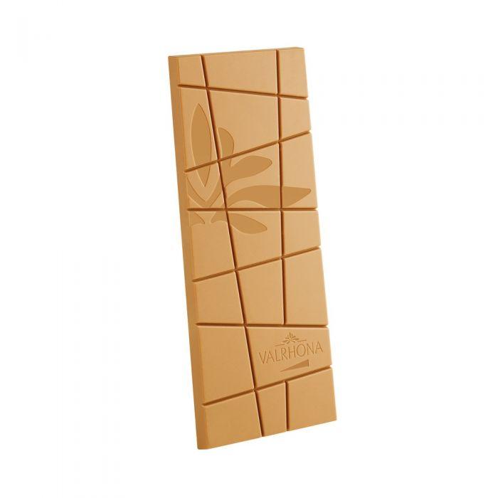 tableta blond dulcey 32% por valrhona
