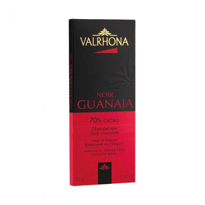tableta guanaja 70% por valrhona