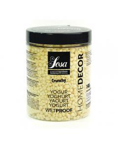 Crispy wetproof de Yogur 200g - Sosa Ingredients