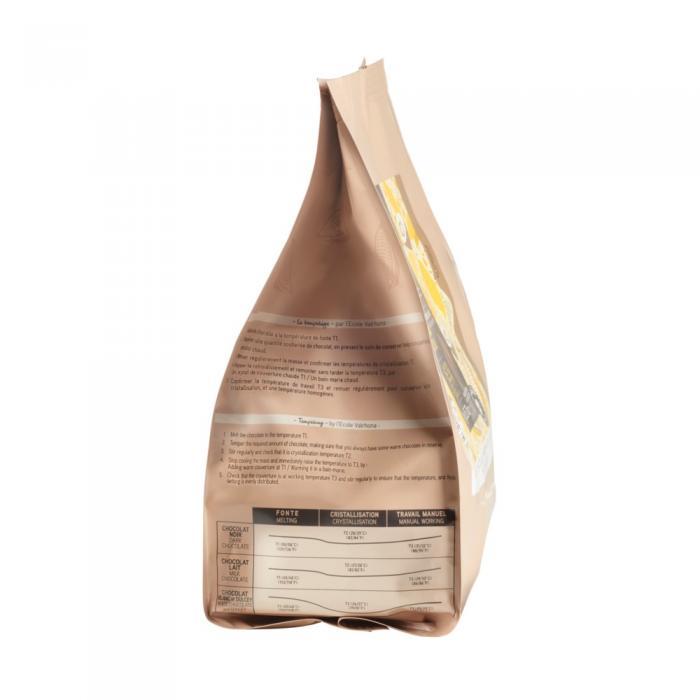 habas equatoriale lacteado 35% por valrhona