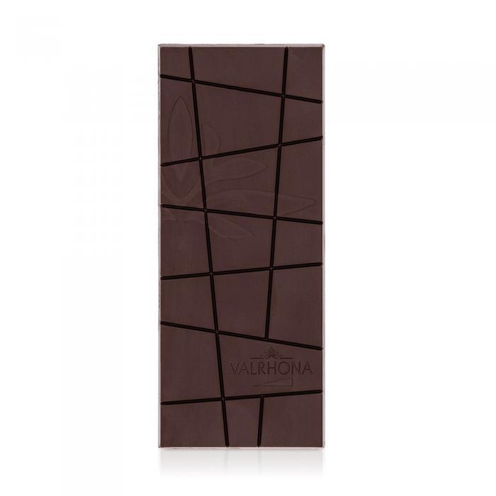 tableta guanaja 70% - grué de cacao por valrhona